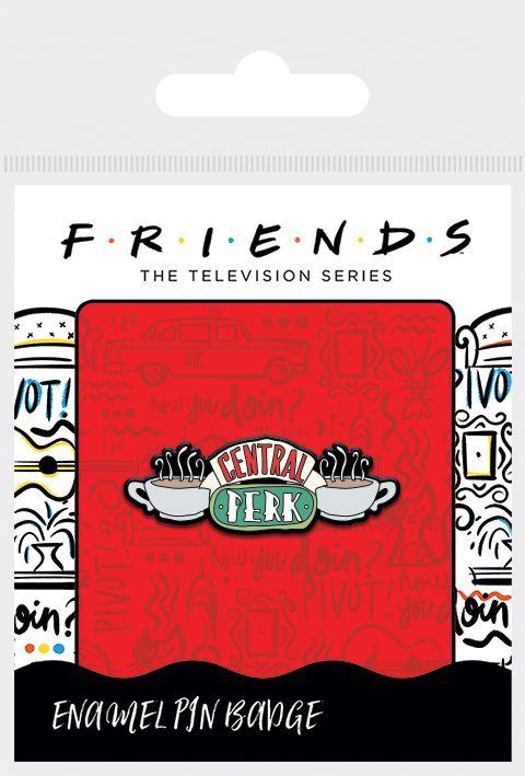 Friends - Central Perk Enamel Pin Badge