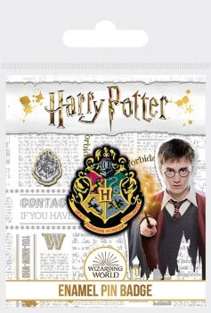 Harry Potter Hogwarts Enamel Pin Badge
