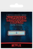 Stranger Things - Scoops Ahoy Enamel Pin Badge