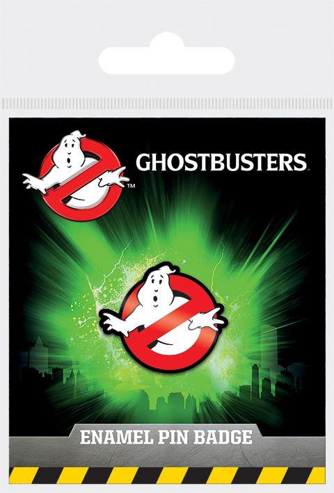 GhostBusters Enamel Pin Badge