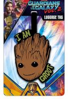 Guardians Of The Galaxy - Groot - Luggage Tag