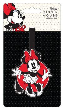 Disney - Minnie Mouse - Luggage Tag