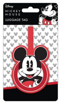 Disney - Mickey Mouse - Luggage Tag