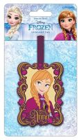 Disney - Frozen Anna - Luggage Tag