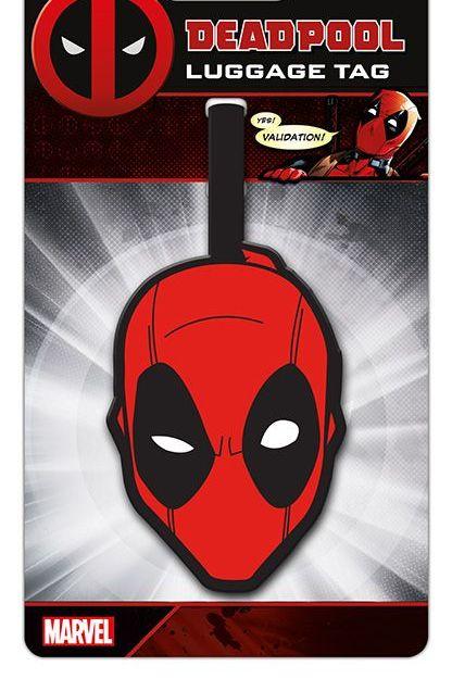 Deadpool  - Luggage Tag