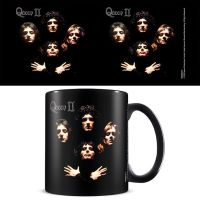 Queen Faces - Music Fan Coffee Mug