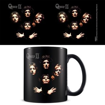 Queen Faces - Music Fan Coffee Mug