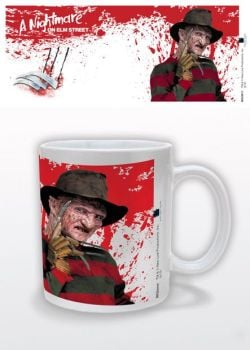 Nightmare On Elm Street - Freddy Krueger - Coffee Mug