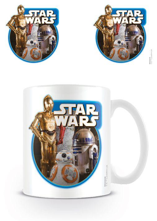 Star Wars Droids - Coffee Mug