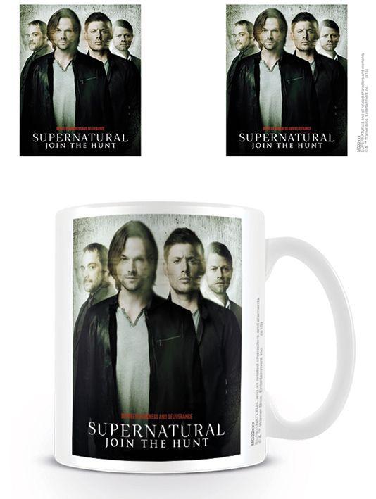 Supernatural  - Coffee Mug