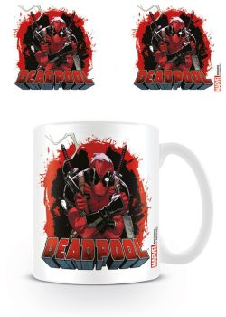 Deadpool Smoking Gun - Coffee Mug