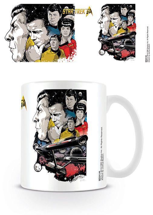 Star Trek  Boldy Go - Coffee Mug