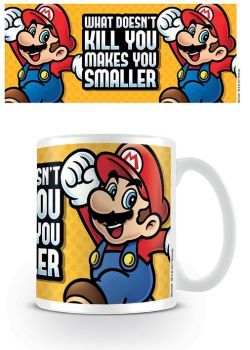 Nintendo - Super Mario - Makes You Smaller - Coffee Mug