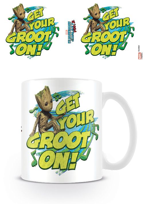 Guardians Of The Galaxy - Get Your Groot On - Coffee Mug
