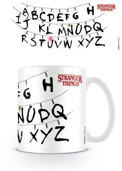 Stranger Things - Lights - Coffee Mug