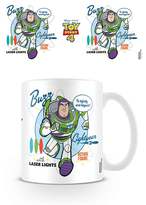 Toy Story - Buzz Lightyear - Coffee Mug