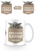 Star Wars Mandorlian - Precious Cargo - The Child Yoda - Coffee Mug