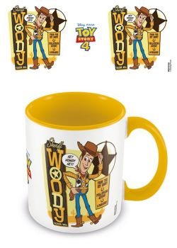Toy Story - Woody - Yellow Interior - Coffee Mug