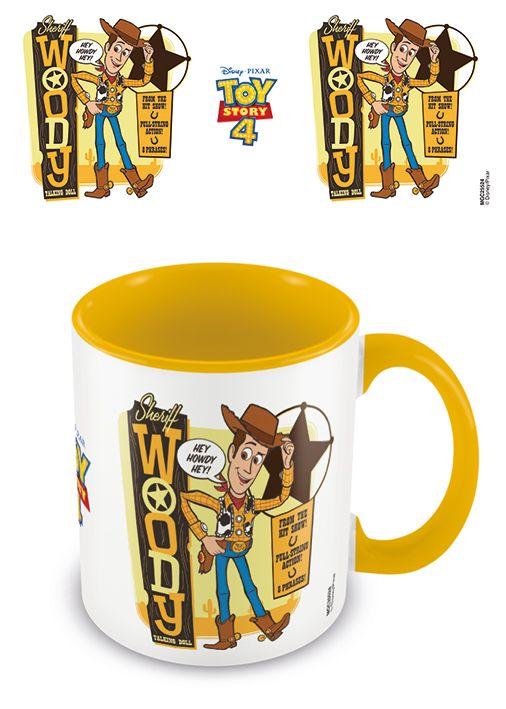 Toy Story - Woody - Yellow Interior - Coffee Mug
