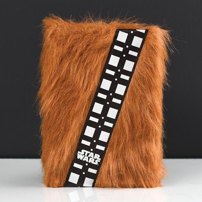 Star Wars A5 Notebook - Chewbacca Fur