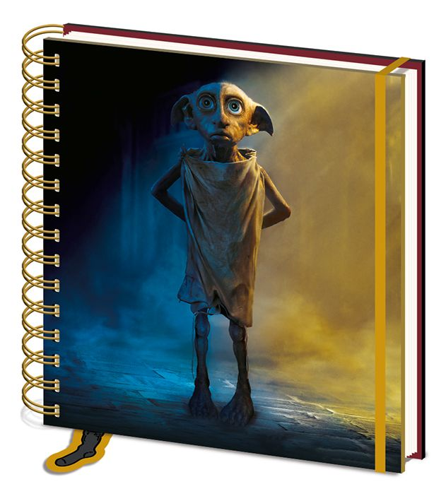 Harry Potter - Dobby Square Small Notebook