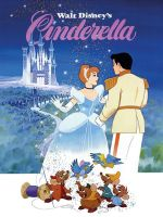 Cinderella - Walt Disney's Classic Poster - Canvas Wall Art