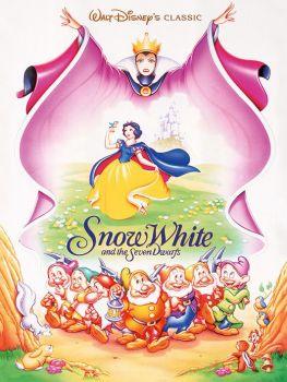 Snow White Evil Queen - Walt Disney's Classic Poster - Canvas Wall Art