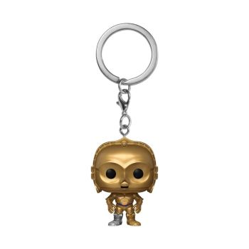Star Wars - CP30 - Mini Funko Pocket Pop Keyring Keychain