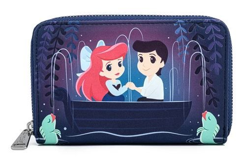 Disney - The Little Mermaid Loungefly Zip Around Wallet Purse