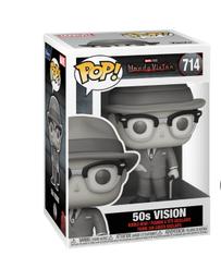 Wandavision 50's Vision - Funko Pop 714