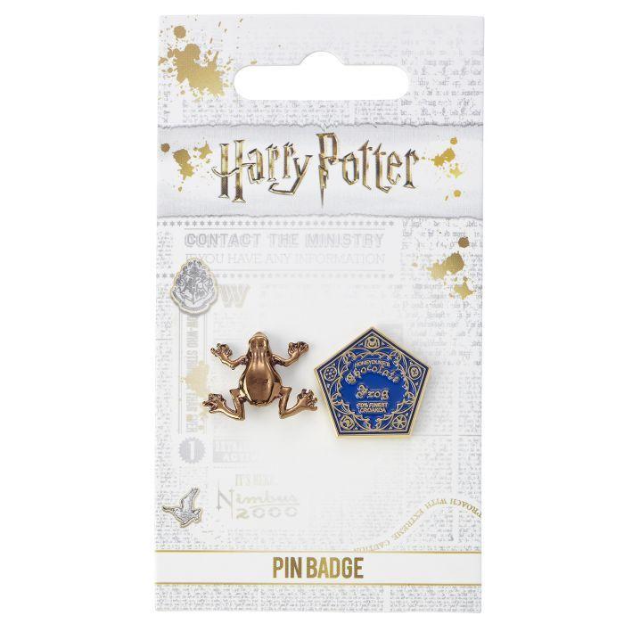 Harry Potter - Chocolate Frog Honeydukes Enamel Pin Badge