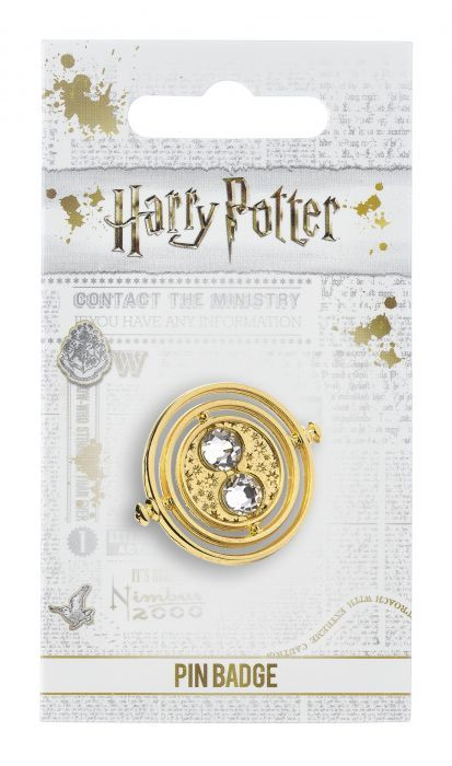 Harry Potter - Time Turner Pin Badge