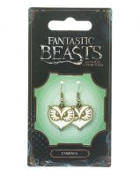 Fantastic Beasts - Owl Face Earrings