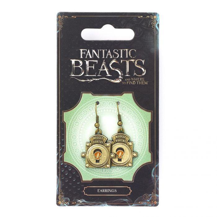 Fantastic Beasts - Muggleworthy Earrings