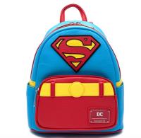 Superman Cosplay Bag  - Loungefly  DC Mini Backpack