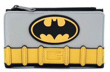 Loungefly Wallet  - DC Comics Batman Cosplay