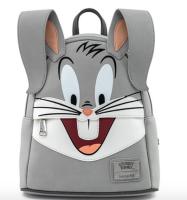 Looney Tunes Bugs Bunny Loungefly Mini Backpack Bag