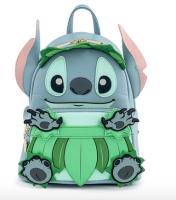 Stitch - Disney Lilo & Stitch Luau Loungefly Mini Backpack Bag