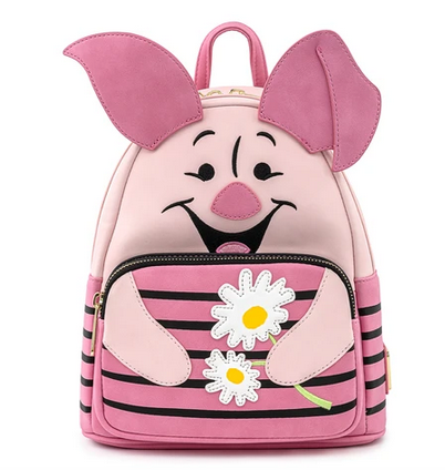 Winnie The Pooh Piglet Cosplay Loungefly Mini Backpack Bag
