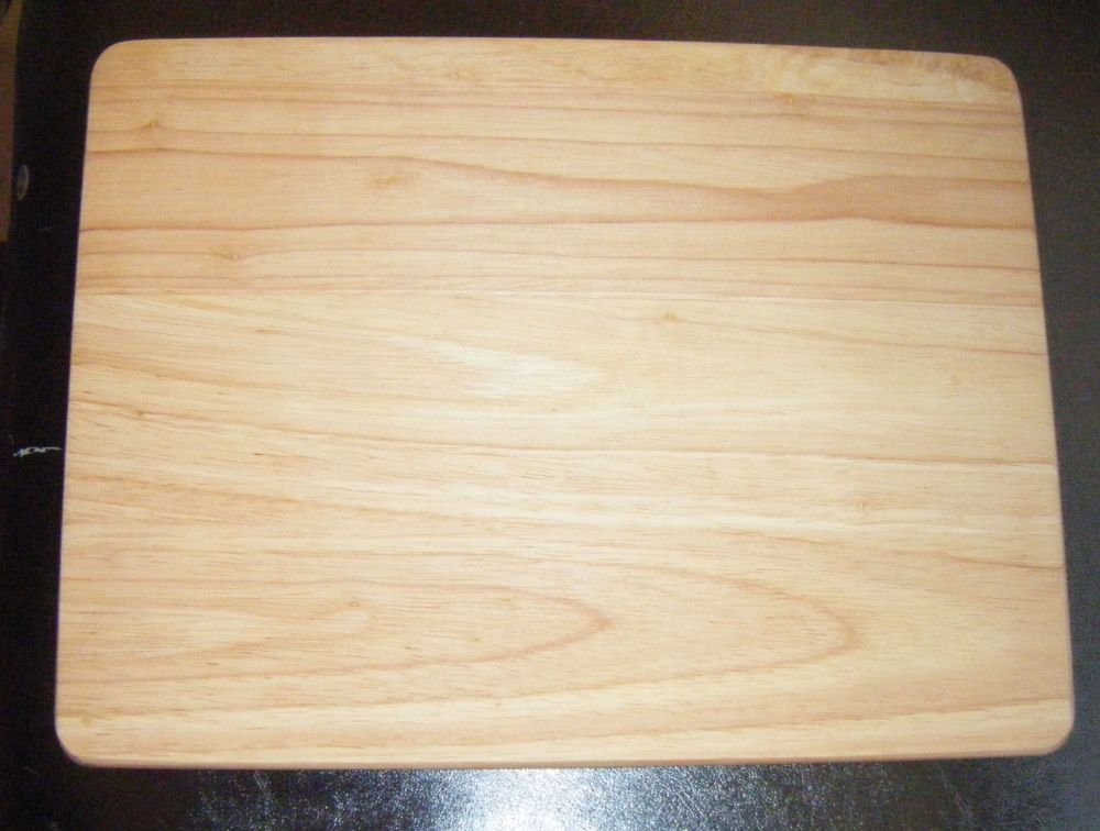 Custom Wooden Chopping Board - Ready For Your Own Design