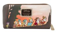 Snow White & Seven Dwarfs Loungefly Disney Wallet Purse