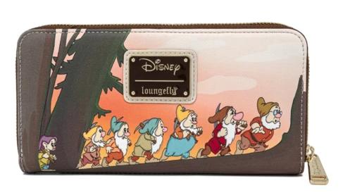 Snow White & Seven Dwarfs Loungefly Wallet Purse