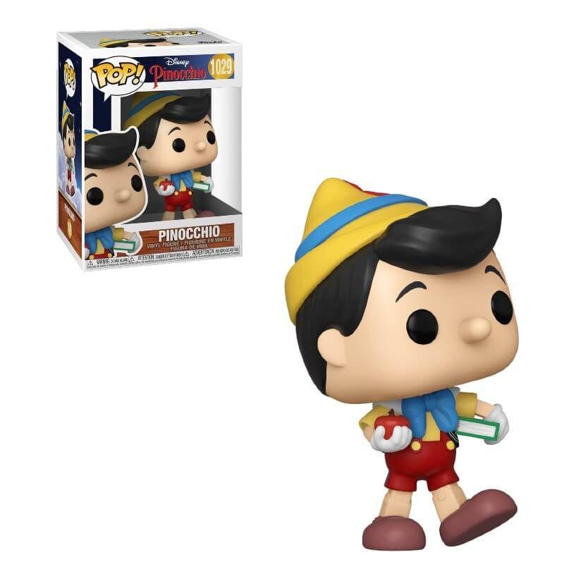 School Bound Pinocchio  - Funko Pop 1029