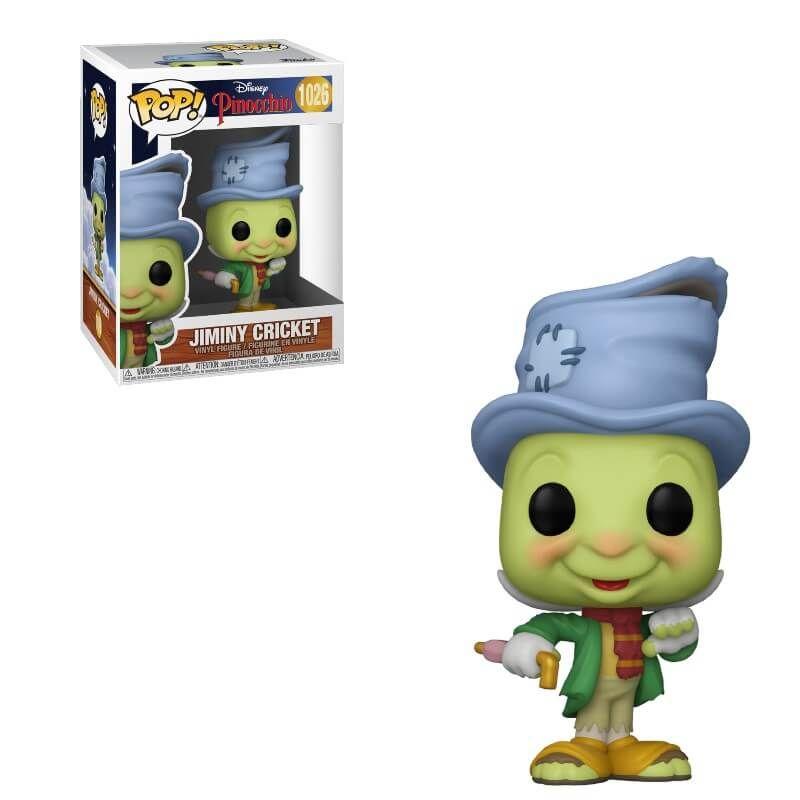 Jiminy Cricket - Pinocchio  - Funko Pop 1026