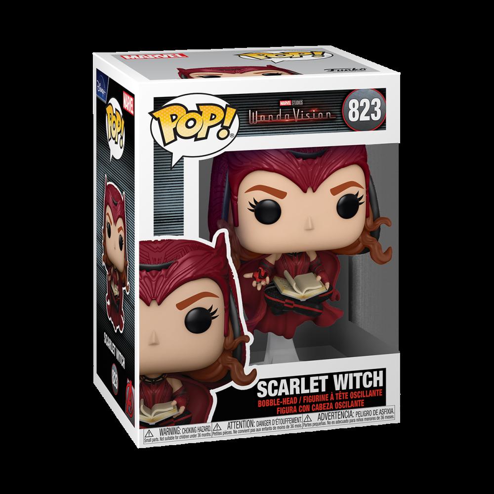 Wandavision Scarlet Witch - Funko Pop 823