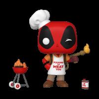 Deadpool Backyard BBQ Griller 30th Anniversary - Funko Pop 774
