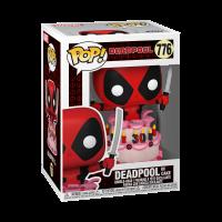 Deadpool 30th Anniversary Cake - Funko Pop 776