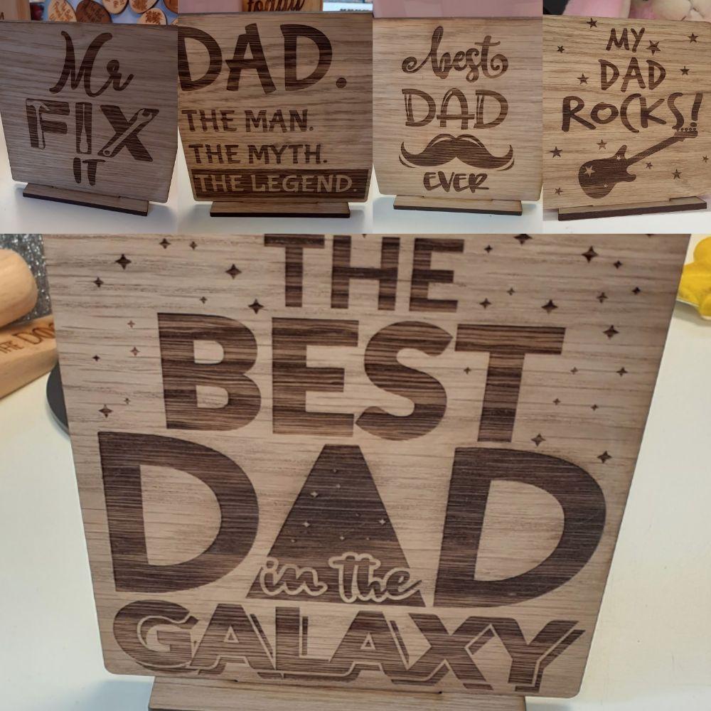 Shelf Signs - Freestanding Gifts