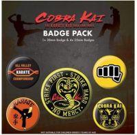 Cobra Kai Badge Pack