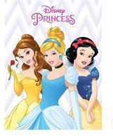 Disney Princess Belle, Cinderella, Snow White - Canvas Wall Art